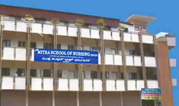 Mitra School of Nursing Building